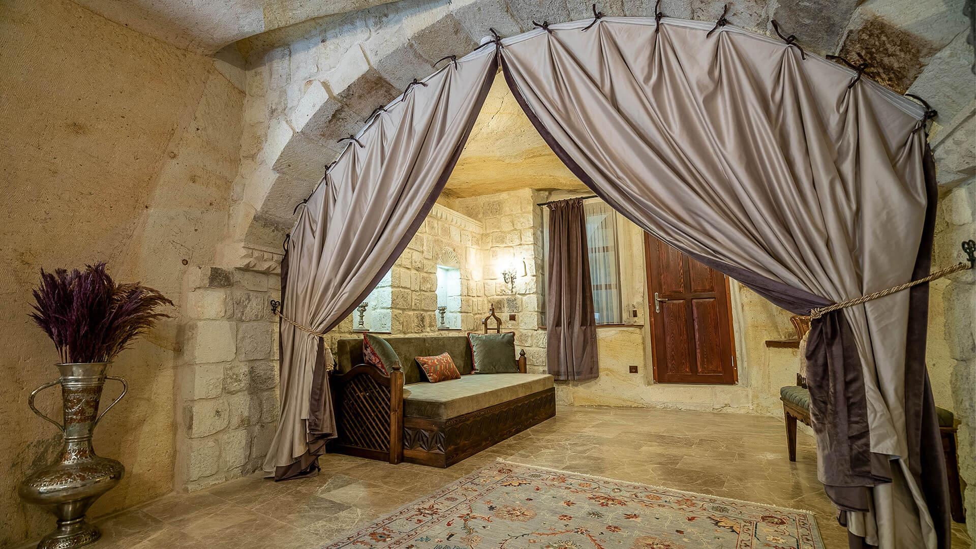 105 - Deluxe Mağara Suite