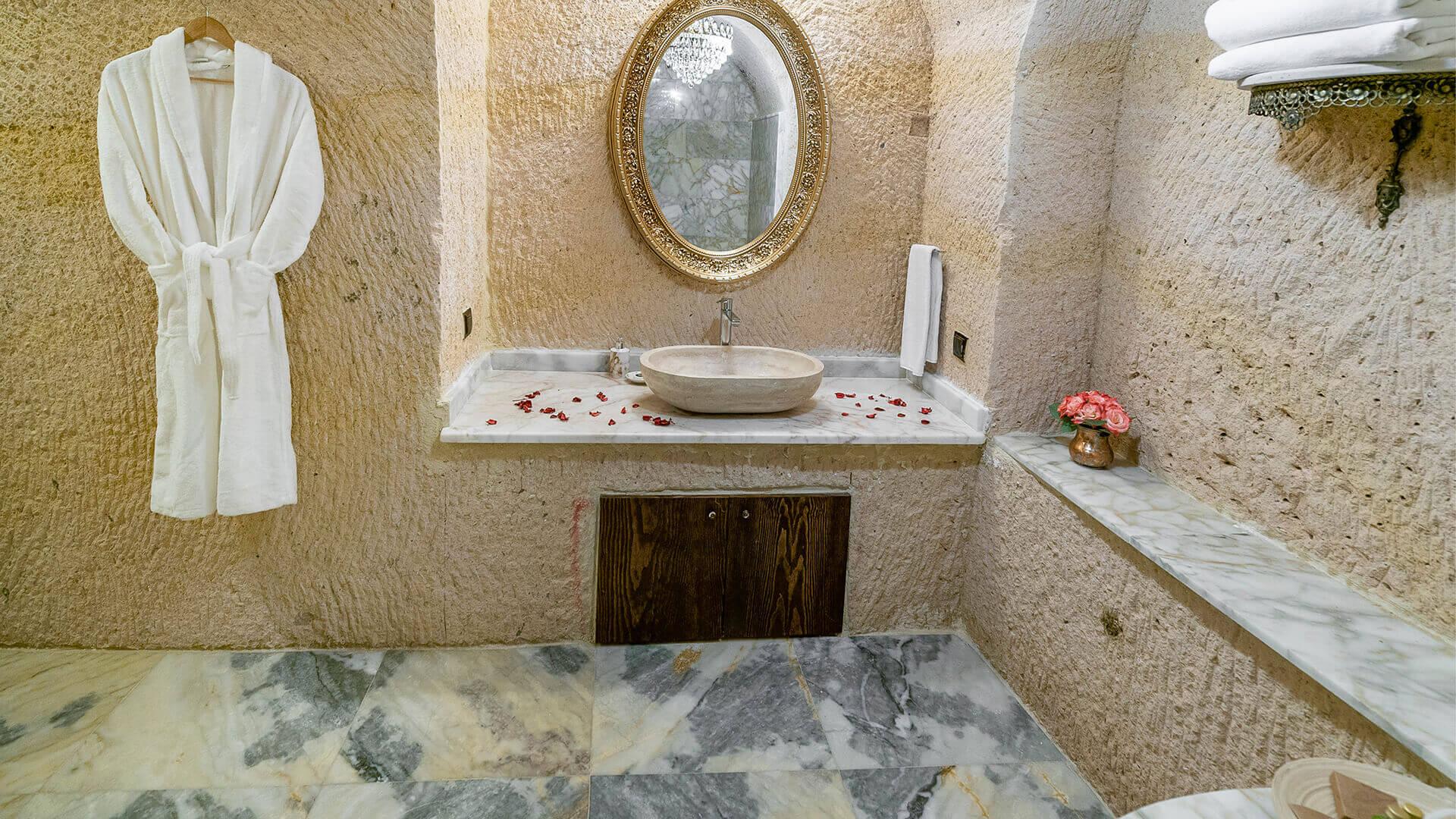 104 - Deluxe Mağara Suite